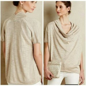 Anthro | Knitted & Knotted Celice Sweater